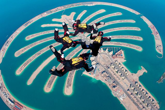 Tickets Starting From Aed 220 Skydivedubai Ae Deal Souq