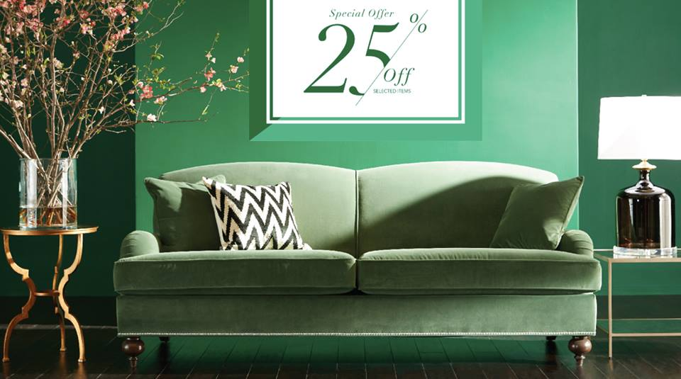 25% Off On All Furniture Products