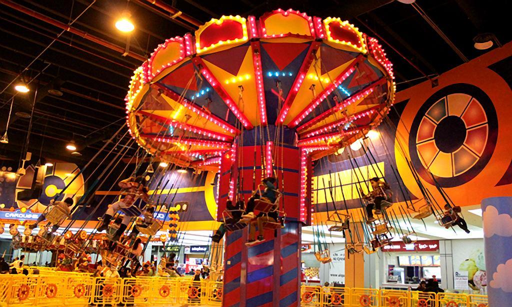 Ihram Kids For Sale Dubai: Enjoy Amusement Rides At World Trade Centre, Dubai