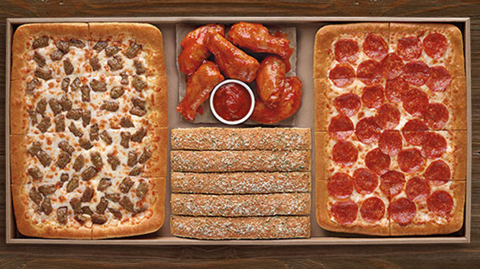 Pizza Hut Offers Family Box 69 AED Only