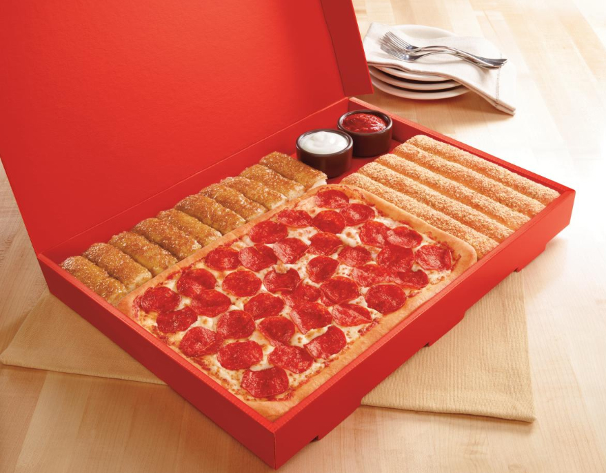 Pizza Hut Offers Party Box For 89 AED Only