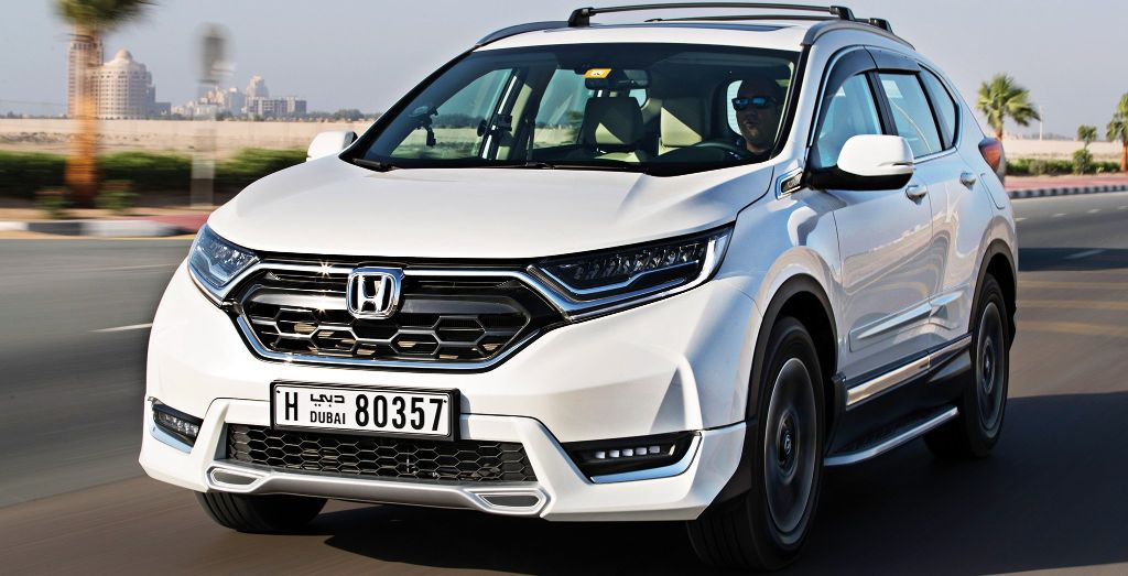 Honda Offers - Save AED 10,000 on Honda CR-V Now for AED 79,000 - Deal Souq