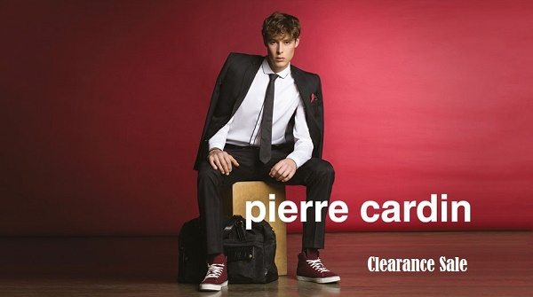 90% OFF Clearance Sale - Pierre Cardin!!! Limited Time Period