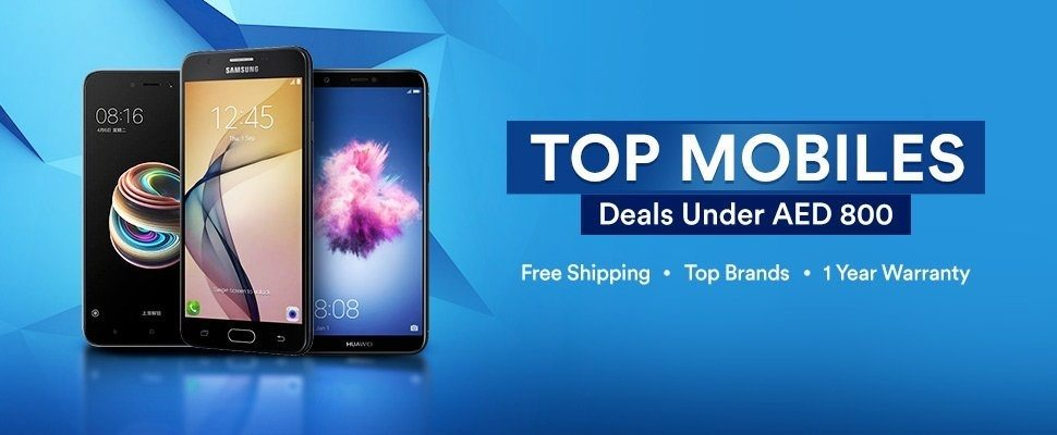 Souq com Offers - Mobiles Under AED 800 - Deal Souq