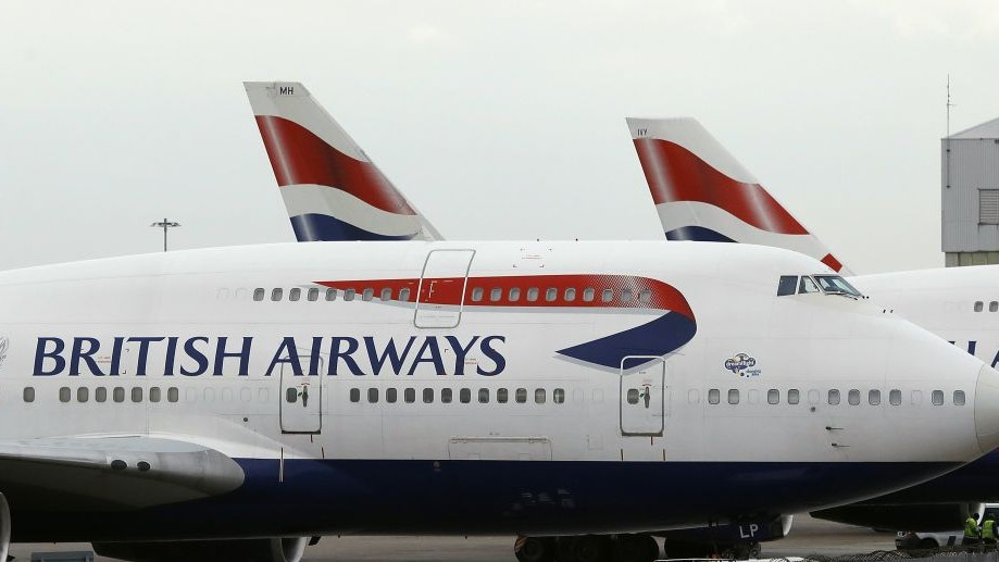 British Airways - Up to 10% Discount on Tickets to Any Destination