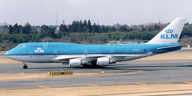 KLM Royal Dutch Airlines - Up to 10% Discount on Tickets From Dubai