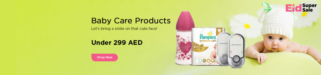 Baby Care Products at Best Price - Wadi.com