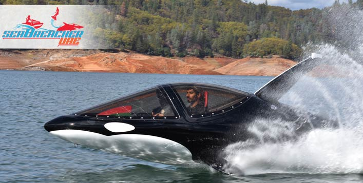 The Ultimate Seabreacher Watercraft Offer from Seabreacher Water Sports - Cobone