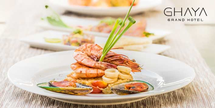 Discount on Food and Drinks at Ghaya Grand Hotel - Cobone