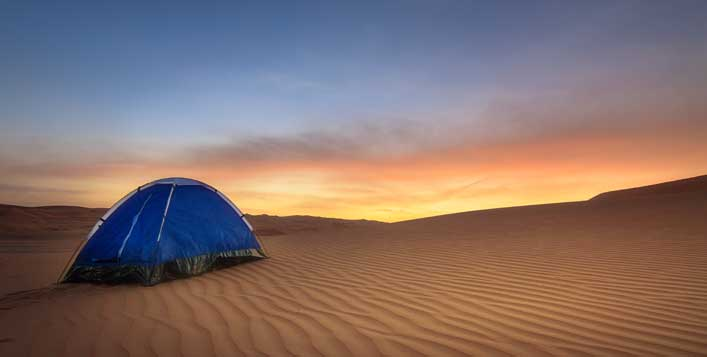 Discount on Overnight Desert Safari Package - Cobone