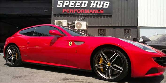 Discount on Car Paint and More at Speed Hub Performance Garage - Cobone