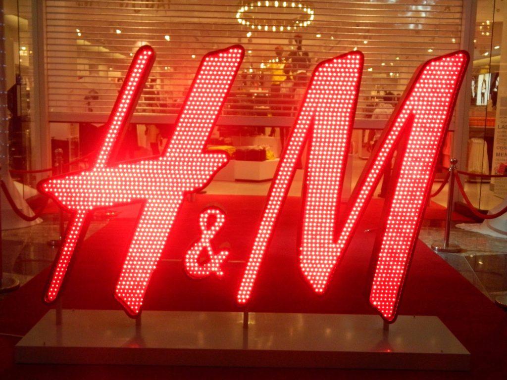 H & M UAE