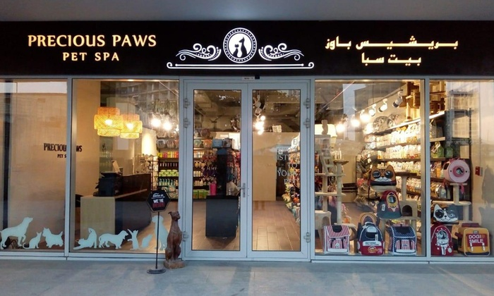 Get Upto 53% Offer at Precious Paws Pet Spa - Groupon