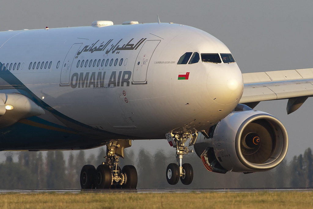 Oman Air Offers and Offices in UAE